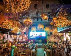 Music restaurant project case