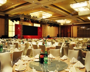 Banquet hall project case 2