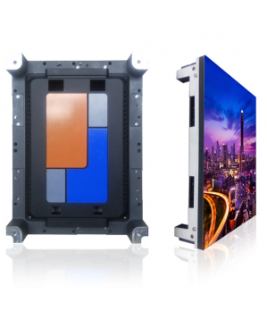Small spacing full color LED display