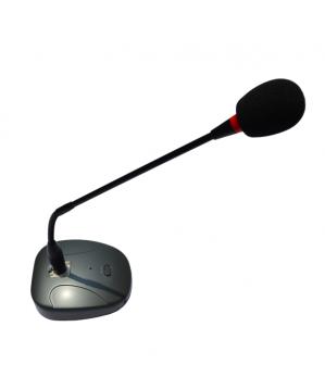 Desktop (broadcast) professional microphone