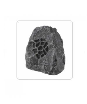 Simulated rock (lawn) speaker