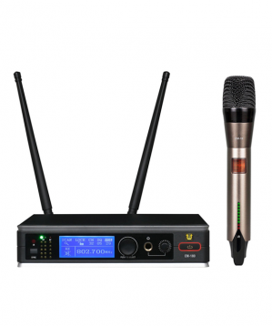 One tow and one wireless handset