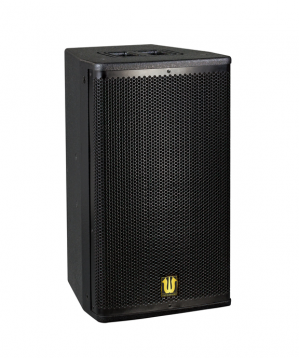 Full frequency speaker divider