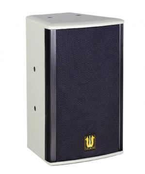 Half frequency speaker
