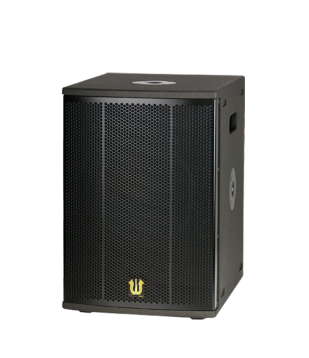 Active ultra-low frequency speakers