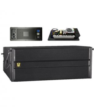 Line array professional audio