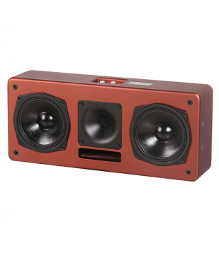 Middle channel speaker
