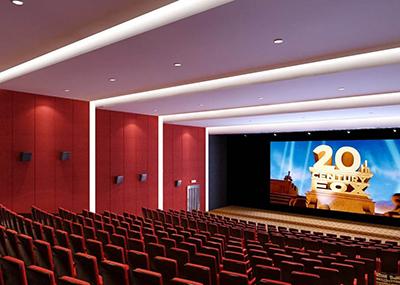 Cinema engineering case