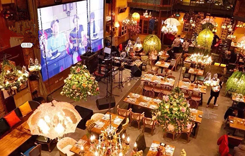 Music restaurant engineering case